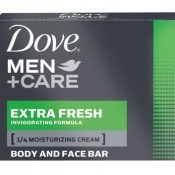 Dove Men Cream Bar Extra Fresh Yüz ve Vücut Sabunu 90 gr