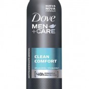 Dove Men Sprey Deodorant Clean Comfort 150 ml